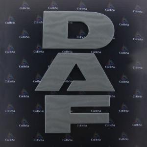 Эмблема DAF буквы (65мм)