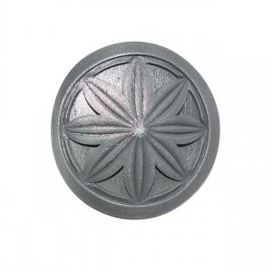 """Прототип розетки для литья из бетона """"цветочек"""""""