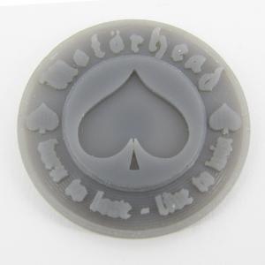 """Сувенир """"Медальйон"""" для создания формы (печать смолой)"""