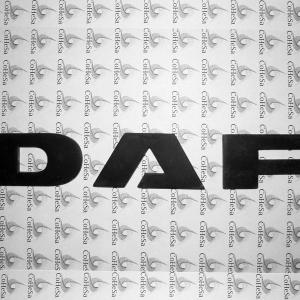 Эмблема DAF буквы (34мм)