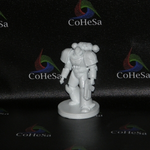 Фигура-миниатюра Warhammer SPACE MARINE